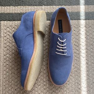 Gordon Rush Heath Suede Derby Shoe